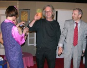 mit Regissuer Mike Zangerl 2008