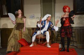 Argan mit Béline und Angelique